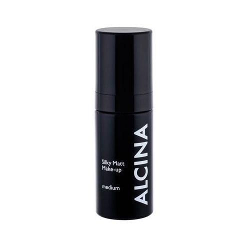 Alcina Decorative Silky Matt make up z pudrowym efektem odcień Light 30 ml, 93456 - Najlepsza oferta