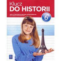 Historia Klucz do historii SP kl.6 ćwiczenia / podręcznik dotacyjny, Małgorzata Lis