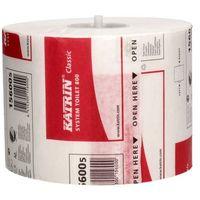 Papier toaletowy rola 2wfi137 biały KatrinClassic System800