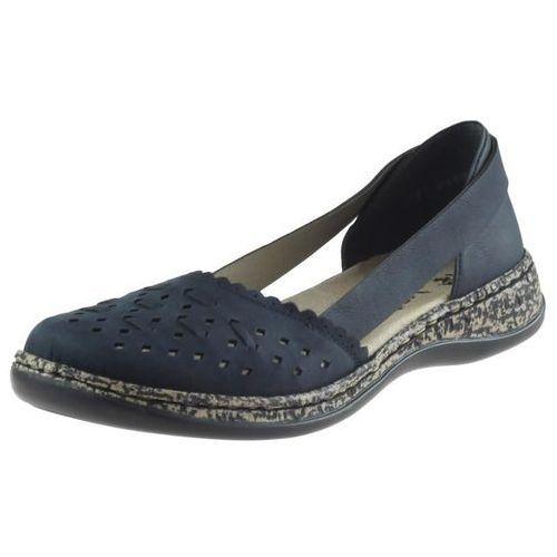 Sandały letnie Rieker 46397-14, kolor niebieski