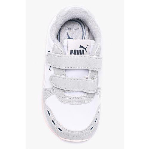 cb33a6276a085 buty dziecięce cabana racer sl v inf marki Puma - fotografia - buty  dziecięce cabana
