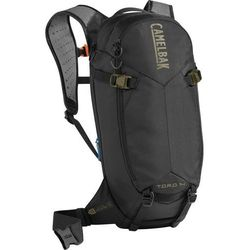 Camelbak t.o.r.o. protector 14 plecak, dry black/burnt olive 2019 plecaki rowerowe