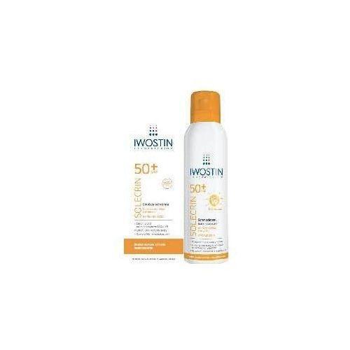 Solecrin zestaw mama i dziecko emulsja spf50+ 150ml + spray multipozycyjny 100ml Iwostin - Niesamowity rabat