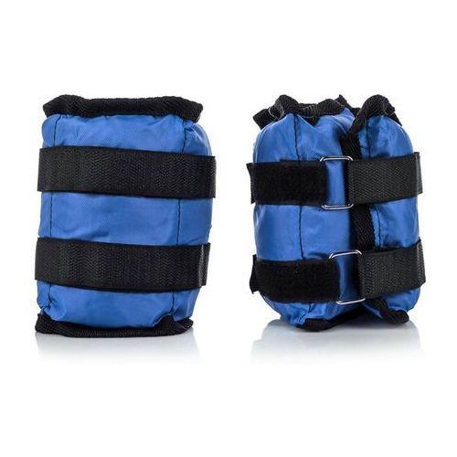 Hms Obciążniki ob02 2 x 0,7 kg niebieskie - 2 x 0,7 kg