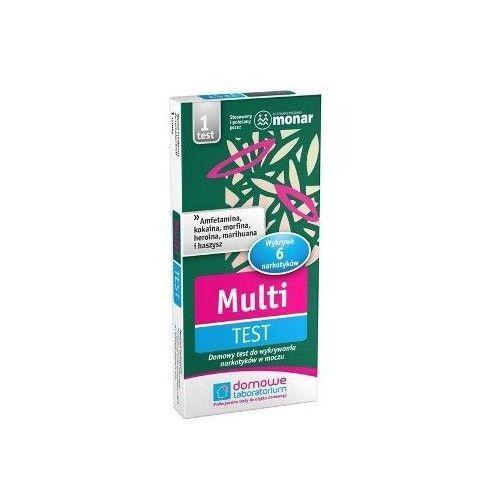 TEST Multi Test wykrywający narkotyki