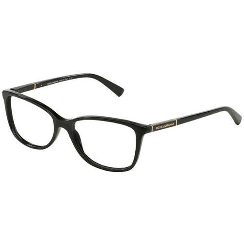 Okulary korekcyjne dg3219f logo plaque asian fit 501 Dolce & gabbana
