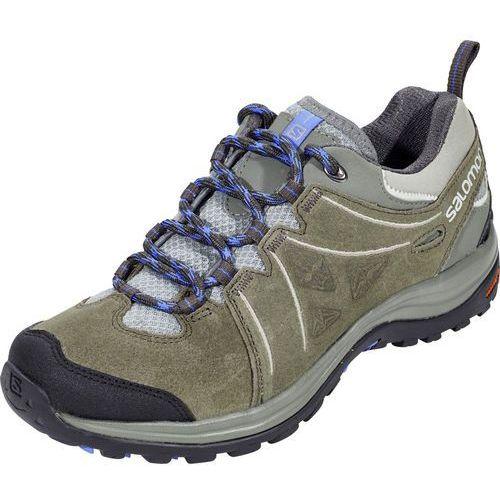 Salomon ellipse 2 ltr buty kobiety szary uk 5,5 | eu 38 23