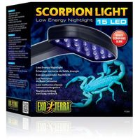 Scorpion light led lampa ultrafiolet marki Exo terra