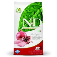 N&D Puppy No Grain Mini & Medium Chicken & Pomegranate 12kg