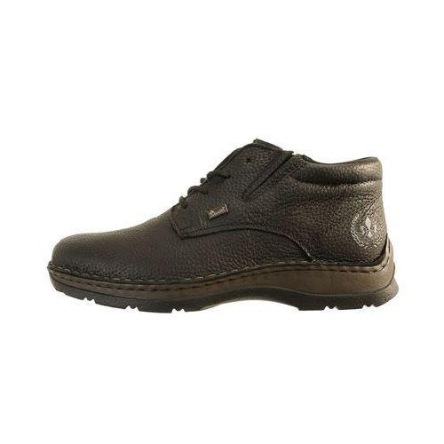 c96f7274 ▷ Tex 05334-00 black, trzewiki męskie (Rieker) - ceny,rabaty ...