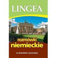 Rozmówki niemieckie - Dostawa 0 zł, Lingea