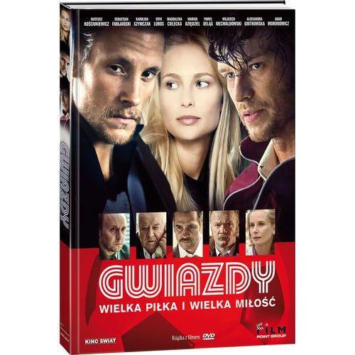 Gwiazdy(DVD) - DARMOWA DOSTAWA KIOSK RUCHU, 88318502574DV (8114010)