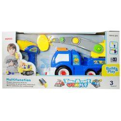 Swede Zabawka ciężarówka z napędem g1376