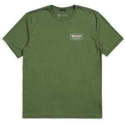 T-shirty męskie BRIXTON Snowbitch