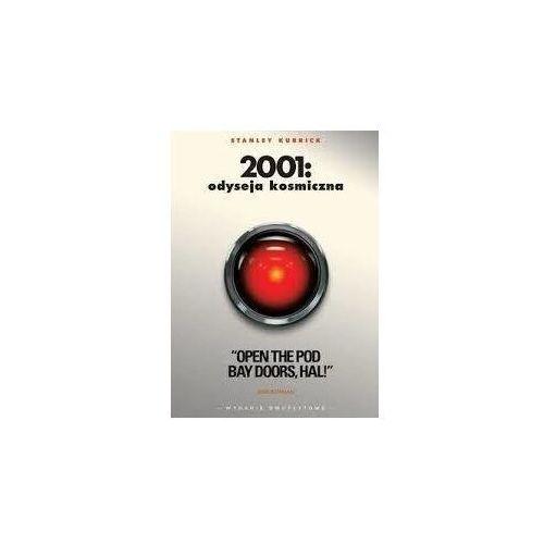 Stanley kubrick 2001: odyseja kosmiczna edycja specjalna (2 dvd) iconic moments (płyta dvd)