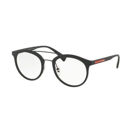 Prada linea rossa Okulary korekcyjne ps01hv dg01o1