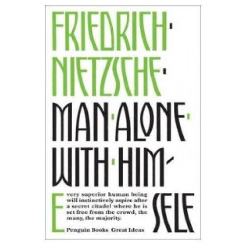 Man Alone with Himself, oprawa miękka