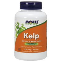 Now Foods Kelp Caps 250 kaps.