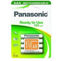 Aaa 800mah nimh 4-bl evolta marki Panasonic