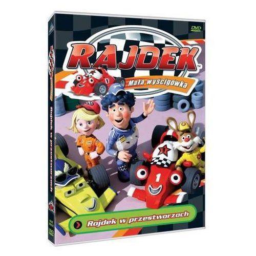 Smyk.com Rajdek mała wyścigówka 2 - w przestworzach dvd