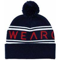 czapka zimowa CLWR - Knit Beanie Blue Iris (660)