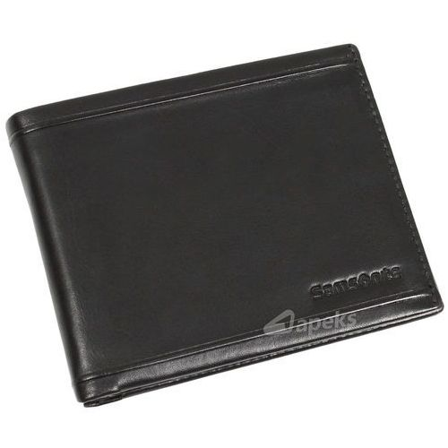 Samsonite B-Lux portfel skórzany męski RFID / 146-139-1