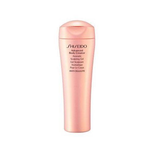 Shiseido Advanced Body Creator Aromatic Sculpting Gel (W) krem wyszczuplający do ciała 200ml