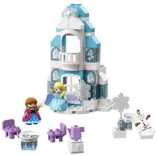 Lego DUPLO Zamek z krainy lodu frozen ice castle 10899