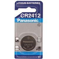 bateria litowa Panasonic CR2412