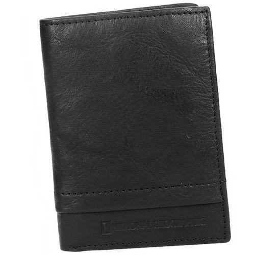 c261f9b48ae70 Zobacz ofertę National Geographic Americano portfel skórzany męski /  4NWDO203 / czarny