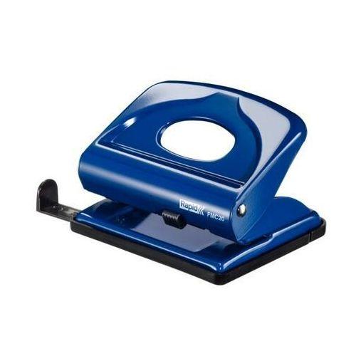 Dziurkacz RAPID FMC20 do 20k. - niebieski, 4051661011412