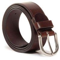 Pasek Męski LEE - Belt LR015024 Dark Brown
