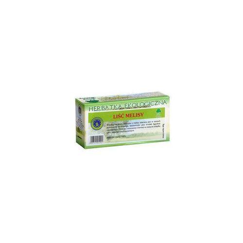 Herbata Liść Melisy BIO Saszetki 20x2g