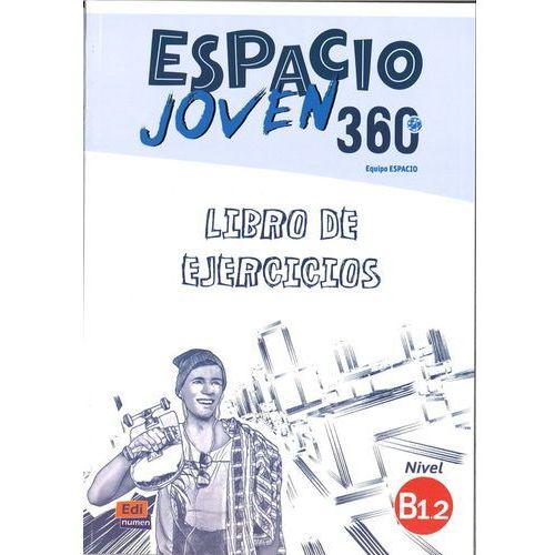 Espacio Joven 360 B1.2 Libro de ejercicios, EDINUMEN