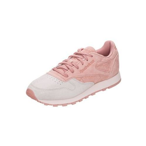 Reebok Classic CL LEATHER NBK Tenisówki i Trampki pale pink/chalk pink, kolor różowy
