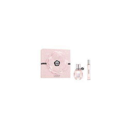 Flowerbomb, zestaw podarunkowy, woda perfumowana 50ml + woda perfumowana 7.5ml Viktor & rolf