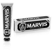 amarelli licorice nero pasta do zębów 85ml marki Marvis