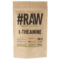 RAW L-Theanine (L-Teanina) - 120 kapsułek (5060370733675)