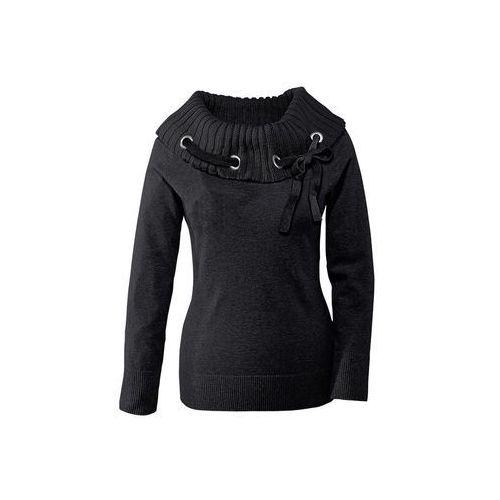 Bonprix Sweter czarny