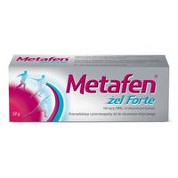 Żel Metafen Forte żel (Ibufen) 50g