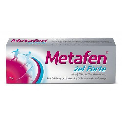 Metafen Forte żel (Ibufen) 50g