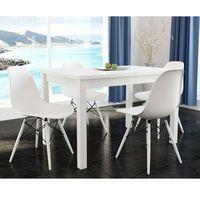 Sandow Niewielki zestaw do kuchni jadalni stół z 4 krzesłami