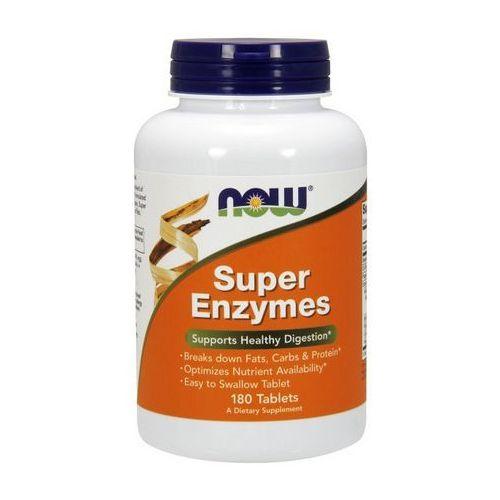 Tabletki Now Foods Super Enzymes 180 tabl