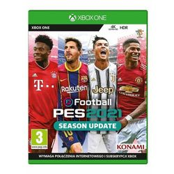 Pro Evolution Soccer 2021 (Xbox One)
