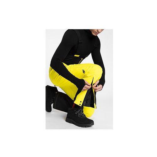 Spodnie narciarskie HQ Performance SPMN150 - żółty