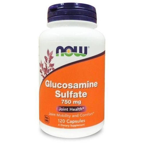 Now glucosamine sulfate 750mg 120caps