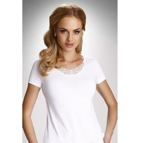 ee0fea65 Bluzka carlita biały, kolor biały (Eldar)