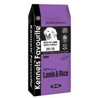 KENNEL's Favourite Lamb & Rice 20kg + GRATIS, KENNEL's Favourite Lamb & Rice 20kg + GRATIS