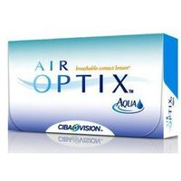 Ciba vision Air optix aqua - 3 sztuki w blistrach