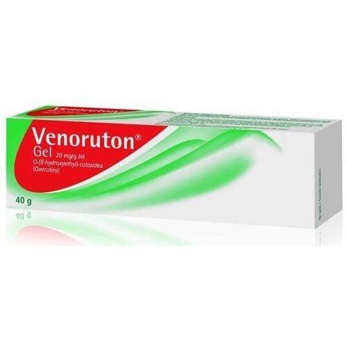 Novartis Venoruton żel 40g - Bombowa przecena